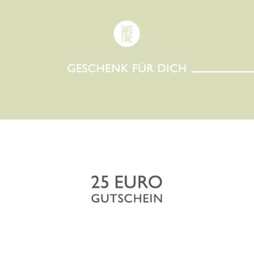 25 € Gutschein zum Ausdrucken