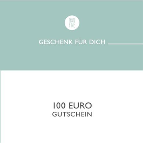 100 € Gutschein zum Ausdrucken