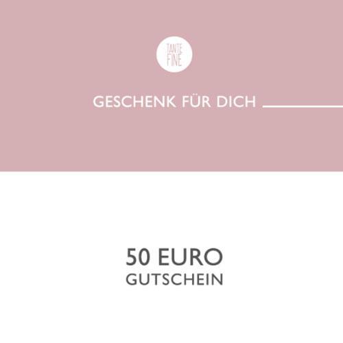 50 € Gutschein zum Ausdrucken