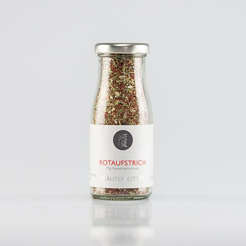 ROTAUFSTRICH - Gewürz für Tomatenbutter