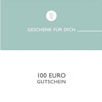 Gutschein zum Ausdrucken - 100€